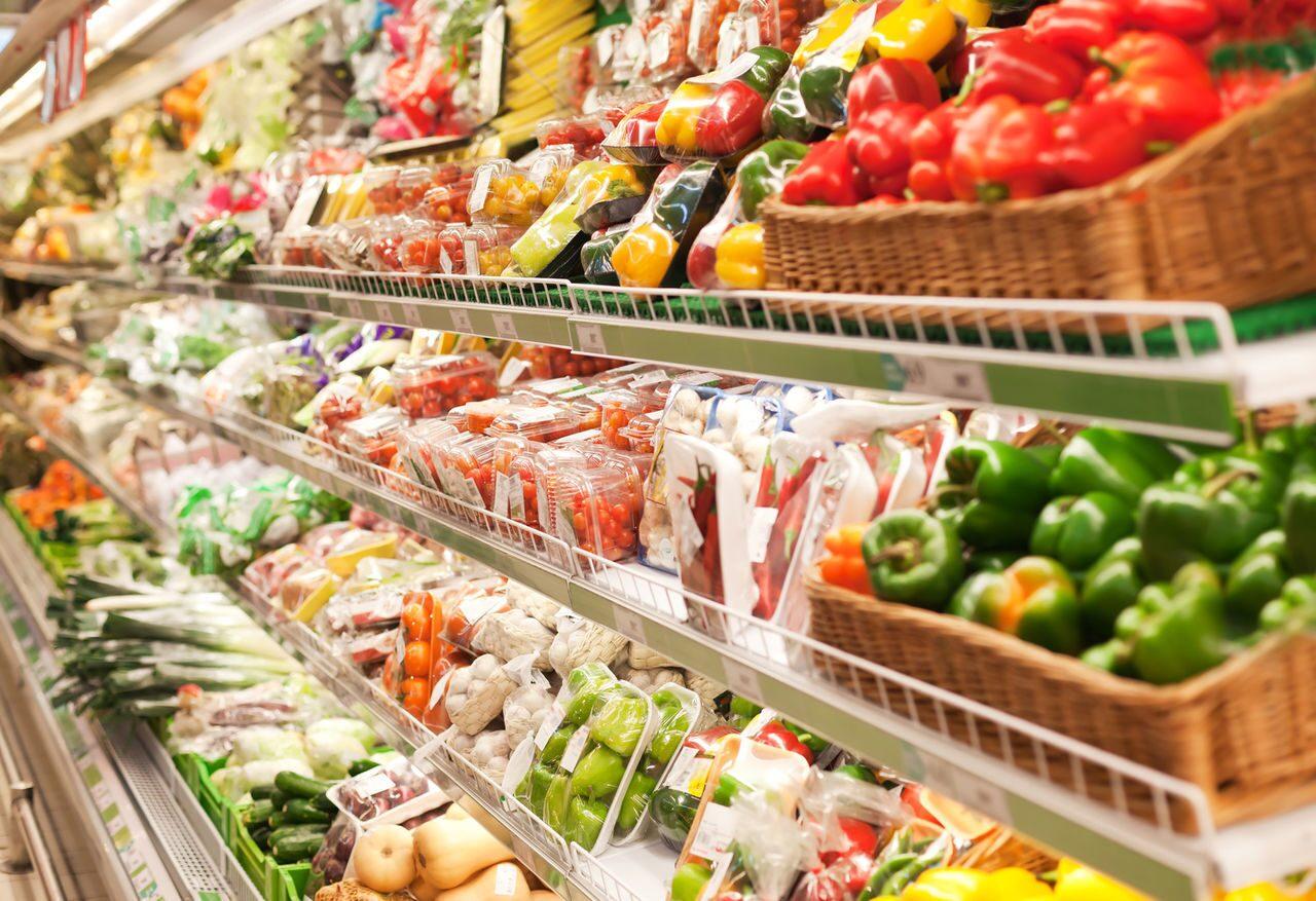 Оборудование в супермаркете